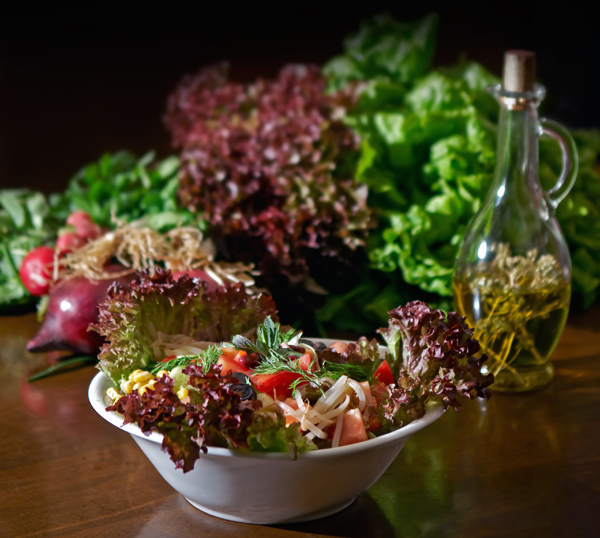 Salad by ilco_stock.xchng